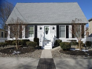 Beautiful House with Television and DVD Player - West Cape May vacation rentals