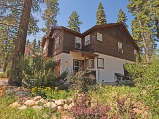 Bright, Airy Home in Tahoe Vista - Tahoe Vista vacation rentals