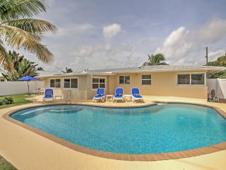 Trendy 3BR Boca Raton House w/Private Pool! - Boca Raton vacation rentals