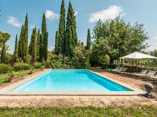 Sunny Villa with Television and DVD Player - Poggio alle Mura vacation rentals