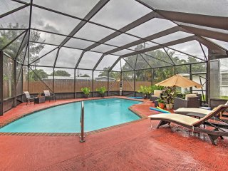 NEW! Updated 2BR Oakland Park Home w/Private Pool - Oakland Park vacation rentals