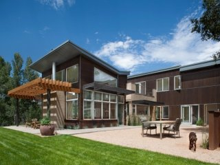 Eco-Friendly Woody Creek Contemporary ~ RA86738 - Woody Creek vacation rentals