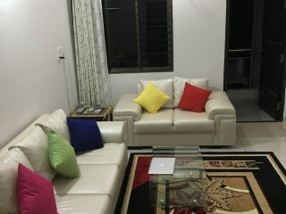 Satvam 2 - A Perfect 2BR Holiday Home, Vadodara. - Vadodara vacation rentals