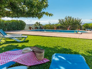 Cottage in Santa Margarita with pool and beautiful garden to enjoy the outdoors, up to six people - HM010SCV - Santa Margalida vacation rentals