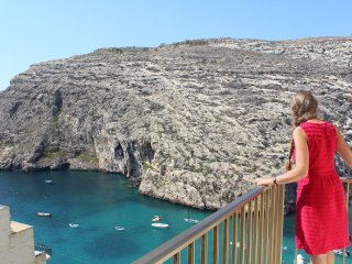 Gozo Bellevue Homes - Saghtar seaview apartment - Xlendi vacation rentals