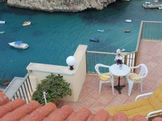 Gozo Bellevue Homes - Manna seaview penthouse - Xlendi vacation rentals
