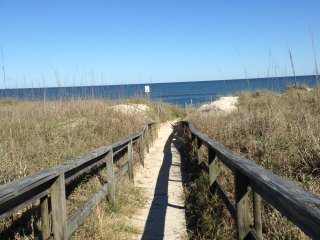 Ocean Front Condo with Pool - Fully Renovated - Carolina Beach vacation rentals