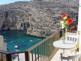 Gozo Bellevue Homes - Bizzilla seaview apartment - Xlendi vacation rentals
