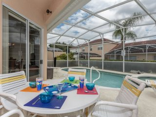 Tuscan Retreat - Private pool spa close to Disney - Davenport vacation rentals