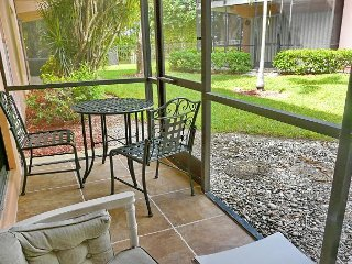 Perfectly situated condo w/ two heated pools, walk to beach & restaurants - Marco Island vacation rentals