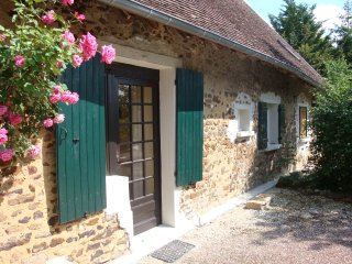 Rikiki : gite rural 4 personnes - Vailly-sur-Sauldre vacation rentals