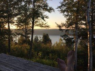 Enjoy Foliage Season on the Bellisle Bay. - Hampton vacation rentals