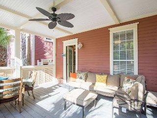 2 Breezy Old Florida Beach Houses - Pool & BBQ - 2 Blocks to the Gulf - Santa Rosa Beach vacation rentals