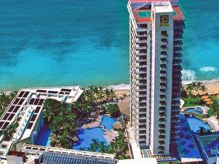 El Cid El Moro Beach: Studio, Sleeps 4 Kitchenette - Mazatlan vacation rentals