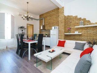 Mestalla V apartment in Ciutat Arts i Ciències with WiFi, airconditioning & lift. - Valencia vacation rentals