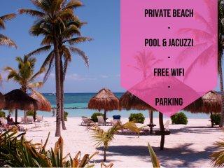 Riviera Maya Haciendas - Condo Casa Arena - Puerto Aventuras vacation rentals