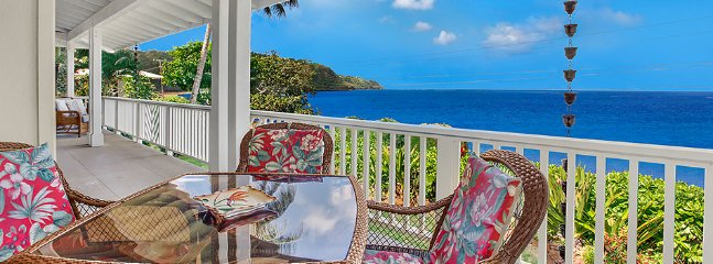Anini Beach House - Kilauea vacation rentals
