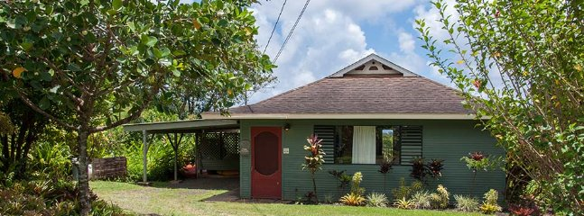 Perfect House with Internet Access and A/C - Kilauea vacation rentals