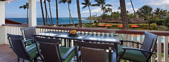 Sunny Condo with Internet Access and Water Views - Koloa vacation rentals