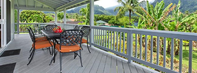 3 bedroom House with Internet Access in Hanalei - Hanalei vacation rentals