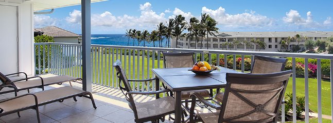 Perfect Condo with Internet Access and Water Views - Koloa-Poipu vacation rentals