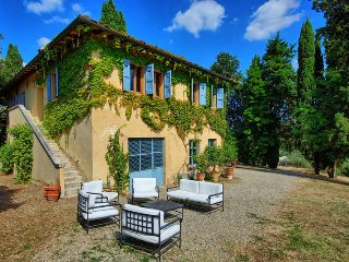 Villa Bibbiano with pool in the heart of Chianti - Staggia vacation rentals