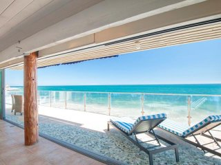 #337 Oceanfront Central Malibu Large Entertainers Home - Malibu vacation rentals