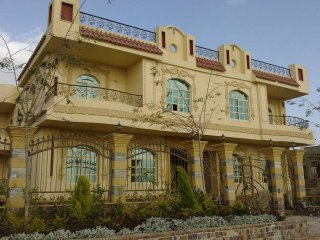 Sunny Villa with A/C and Television in Cairo - Cairo vacation rentals