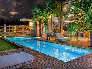 Comfortable Villa with Internet Access and Television - Leeward vacation rentals