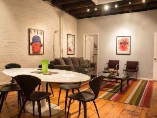 Three-Bed, Two-Bath Loft in Heart of Flatiron 1-8 - New York City vacation rentals