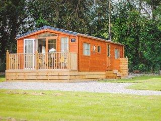 BROAD DOWN, ground floor detached lodge, dog-friendly, decked area, in Berrow, Ref 943823 - Birtsmorton vacation rentals