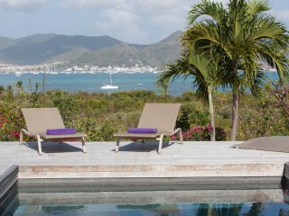 VILLA BLUE...Cool, Clean, Affrodable (rare), and a 7 min walk to Baie Rouge!! - Terres Basses vacation rentals