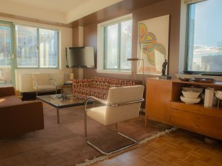 West Village Elevator 1-Bedroom /Huge Private Deck - New York City vacation rentals