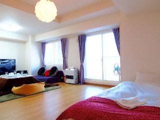 Luxury Big 2BR★SkyViewFront5 in Hokaido#9961954 - Sapporo vacation rentals