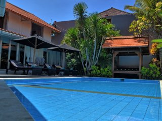 Grange, 4 Bedroom Villa, A/C interior, Legian - Legian vacation rentals