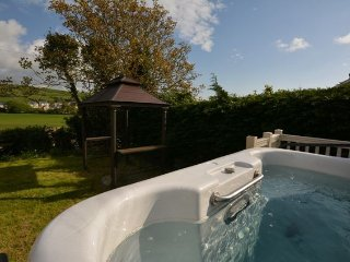 Nice House with Internet Access and Hot Tub - Llandre vacation rentals
