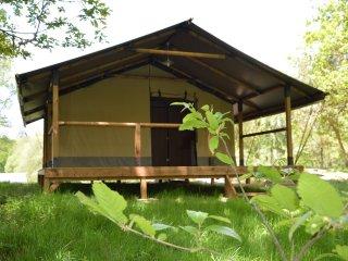 Les Etangs de Taysse Tente Lodge pleine nature Corrèze Vallée Dordogne - Espagnac vacation rentals