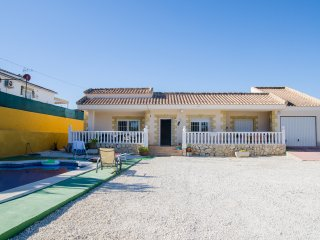 Charming Villa with pool in La Marina - La Marina vacation rentals