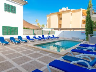 BERGAMO 1 - Condo for 5 people in Puerto de Pollença - Port de Pollenca vacation rentals