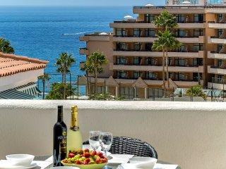 Costa Adeje, sea-view, free WiFi, 250 m from beach - Playa de las Americas vacation rentals