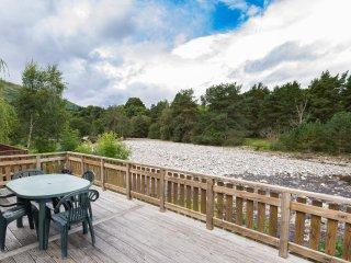 Riverside Lodge and Spa, sleeps 6 - Blair Atholl vacation rentals