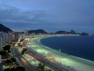 C106 - RIO DE JANEIRO - COPACABANA BEACH - Rio de Janeiro vacation rentals