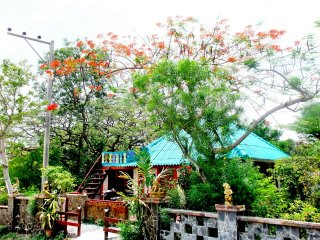 Comfortable Bungalow with Television and Water Views - Phimai vacation rentals