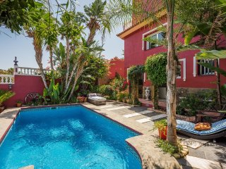 Unique holiday home in privileged location second line beach - Benalmadena vacation rentals