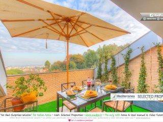 1bdr 1btr ♥ FREE WiFi PRIVATE Parking Balcony Kitchen Dishwasher Washing Machine - Rome vacation rentals