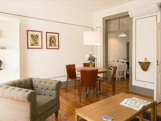 Deluxe one-bedroom apartment in Chiado neighborhood - Lisboa vacation rentals