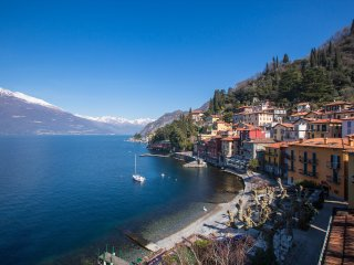 Romantic Condo with Internet Access and Television - Varenna vacation rentals
