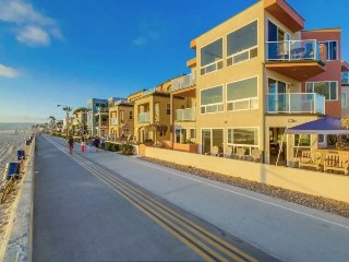 Ocean Shores Penthouse - Mission Beach - Mission Beach vacation rentals