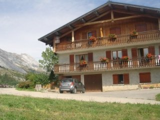 SOURCE 2 rooms + small bedroom 5 persons - Le Grand-Bornand vacation rentals