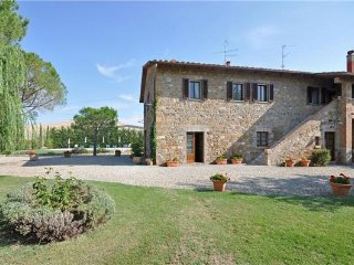 4 bedroom Villa in Bagno Vignoni, Tuscany, Val d  Orcia, Italy : ref 2372894 - Bagno Vignoni vacation rentals